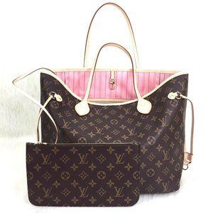 Best Louis Vuitton Neverfull MM Bag 31x28x17cm